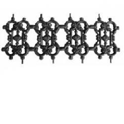solera soh041 horizontal 550x200 mm hierro fundido