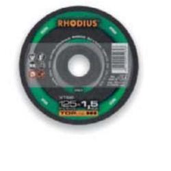 disco corte 125x3x22.23 ftk44 piedra rhodius