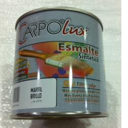 esmalte sintetico crema brillo 375 ml.