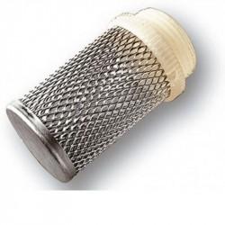 filtro valvula retencion inox 3/4