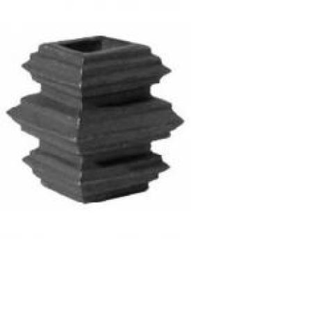 macolla ma002 16 mm hierro fundido