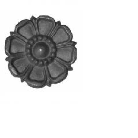 roseton va090 90 mm hierro fundido