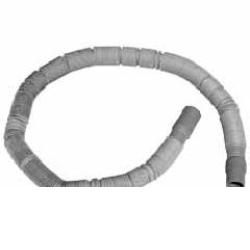 tubo desague lavadora extensible 0.8x2.5 m.