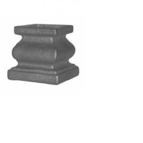 macolla ma003 16 mm hierro fundido