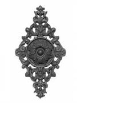 roseton vap077 140x230 mm hierro fundido