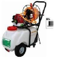 carretilla sulfatadora 50 lt motor 2t. 8l.min.sau-50