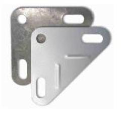 escuadra refuerzo estanteria metalica galv.